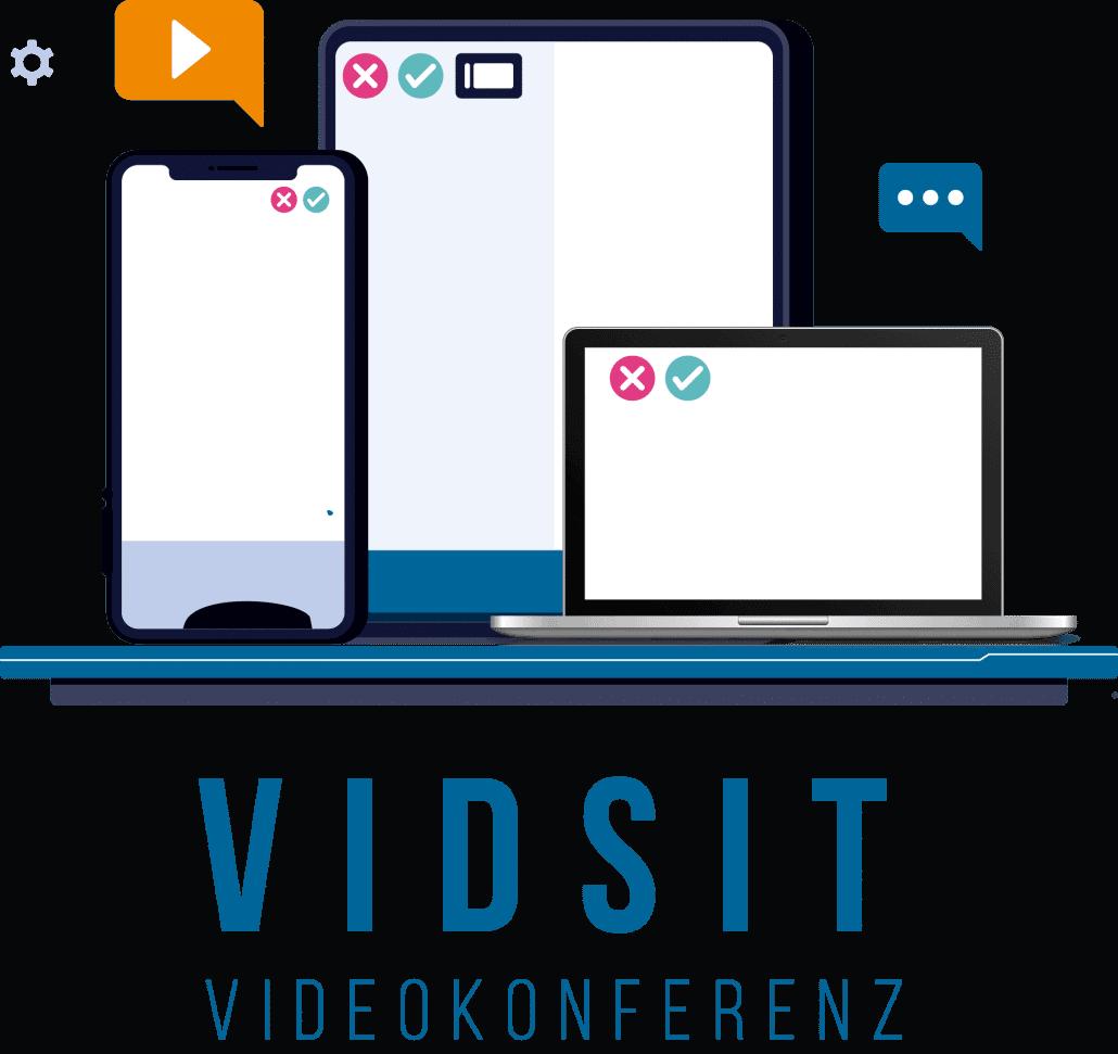VidSit Videokonferenz, rivera GmbH